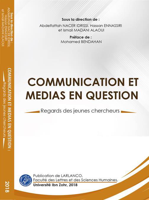Communication et Médias en Question : Regard des jeunes chercheurs – Vol 2