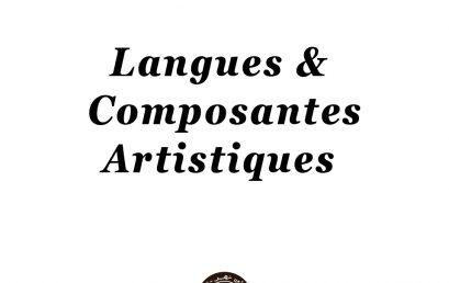 Langues & composantes artistiques