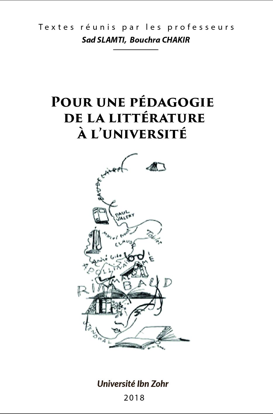 Pour une pédagogie de la littérature à l'université